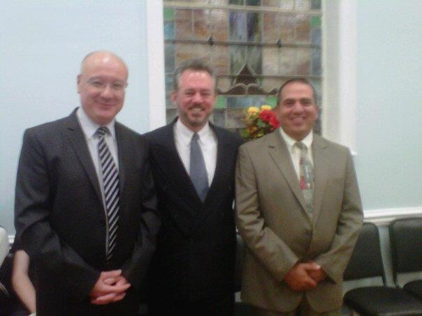 Three Pastors