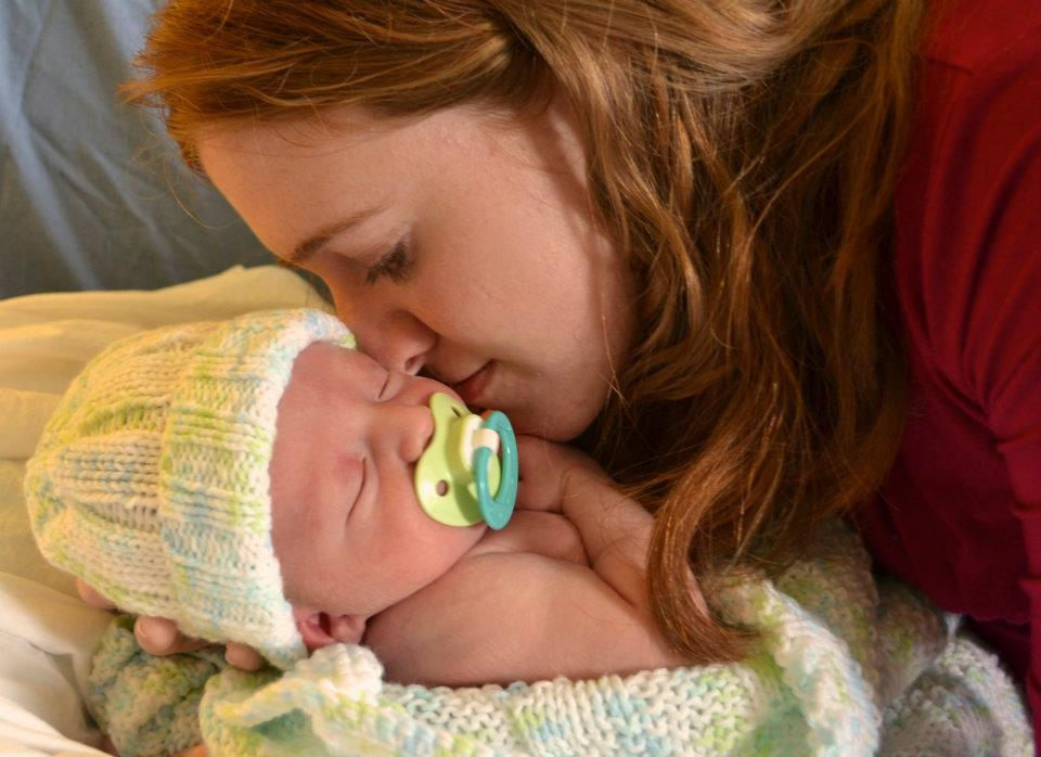 "Guest Blog: ""The Gift of Being a New Mother"" 
