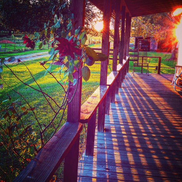 SunsetPorch